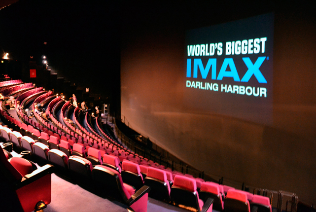 Win A Double Pass To Imax Darling Harbour Outinsydney